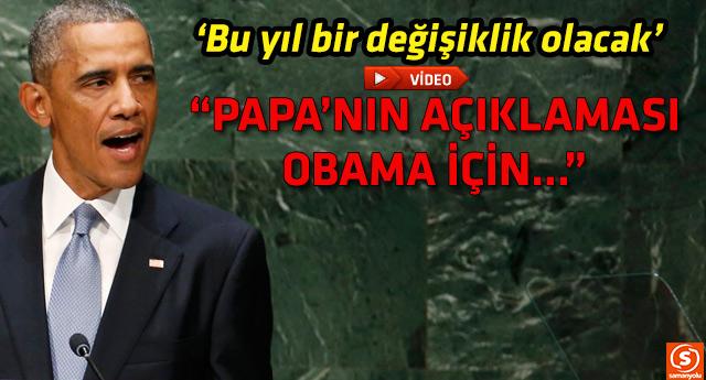 Obama'nın 'soykırım' yerine hangi kelimeyi kullanacağını açıkladı