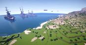 Gelibolu'yu Minecraft'ta inşa ettiler