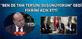 Ala'dan sonra Akdoğan'dan da canlı yayında ilginç sözler