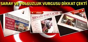MHP'nin seçim şarkısında dikkat çeken Saray ve yolsuzluk vurgusu