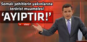 Fatih Portakal canlı yayında o ayrıntıyı yakaladı
