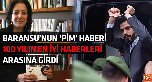 Mehmet Baransu'ya büyük onur