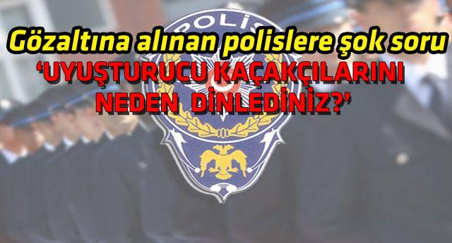 Van'da gözaltına alınan polislerin avukatından flaş açıklama