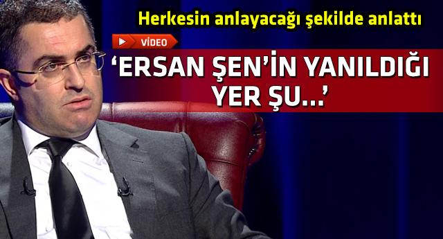 Avukatlardan Ersan Şen'e tahliye cevabı