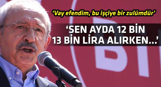 Kemal Kılıçdaroğlu'dan Şimşek'in o sözlerine cevap