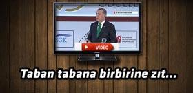 İşte Erdoğan'ın çelişki dolu o ifadeleri!