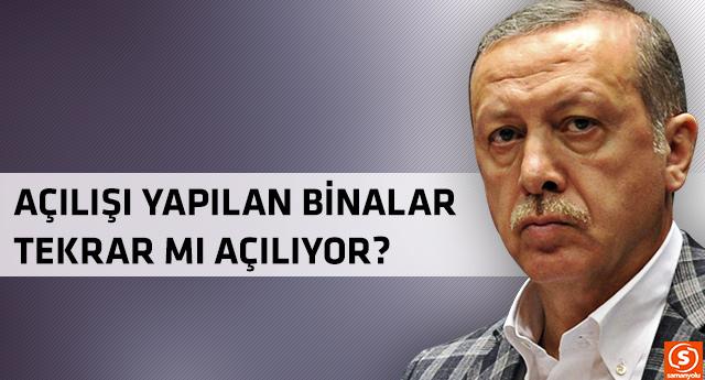 Cumhurbaşkanı Erdoğan hakkında ilginç iddia!