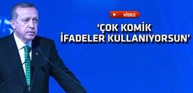 Erdoğan bu kez de Boşnak gazeteciyi azarladı