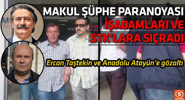 Türkiye güne skandal operasyonla başladı