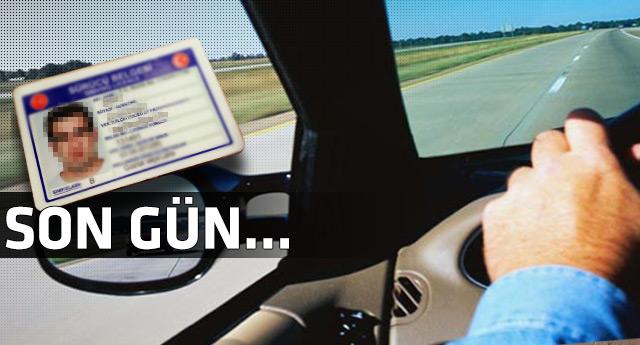 Ehliyetini hala almayanların dikkatine!