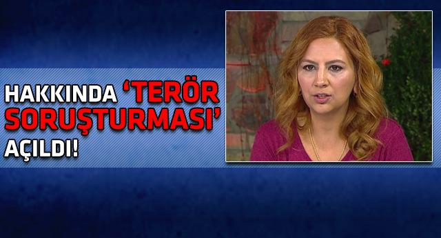 Gazeteci Arzu Yıldız'a skandal soruşturma!