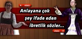 Türkçe sevdalısı öğrenciden anlam dolu mektup!