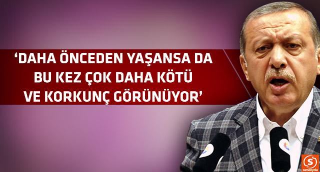 Erdoğan'la ilgili öyle bir ifade kullandı ki...