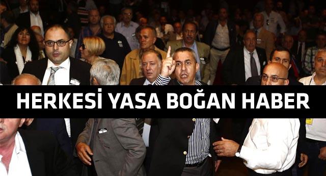 Beşiktaş kongresinde ölüm şoku!