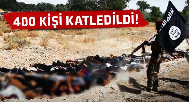 IŞİD'le ilgili kan donduran haber!