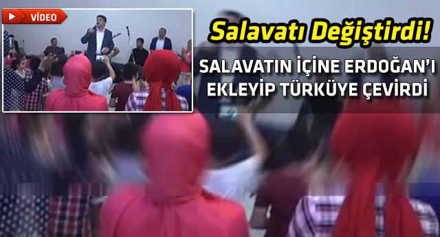 AKP'li Yasin Aktay, Erdoğan aşkını farklı boyuta taşıdı