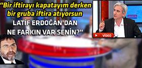 Gültekin Avcı, Ahmet Hakan'a çok sert çıktı