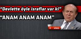 Burhan Kuzu canlı yayında açık açık itiraf etti