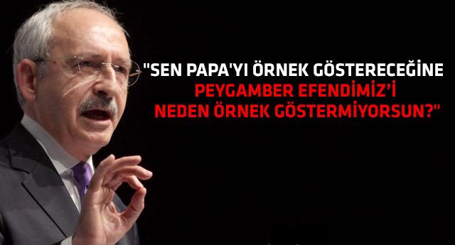 Kılıçdaroğlu, Görmez'e uçak tahsis edilmesinin amacını açıkladı