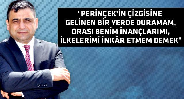 Sedat Laçiner'den AKP'nin çizgisiyle ilgili olay tespit!