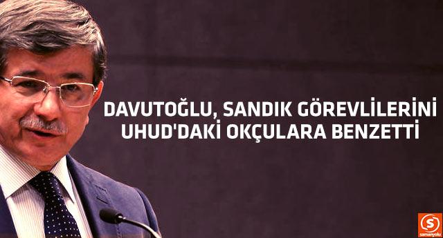 AKP'den yine çok konuşulacak bir benzetme daha!