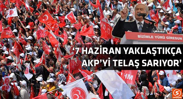 Bahçeli, AKP'li o isme fena yüklendi