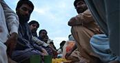 Pakistan'da, oruçtan taviz verilmiyor!