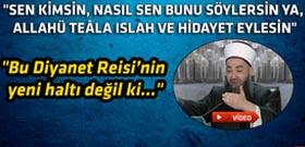 Cübbeli Ahmet Hoca, Mehmet Görmez'e demediğini bırakmadı