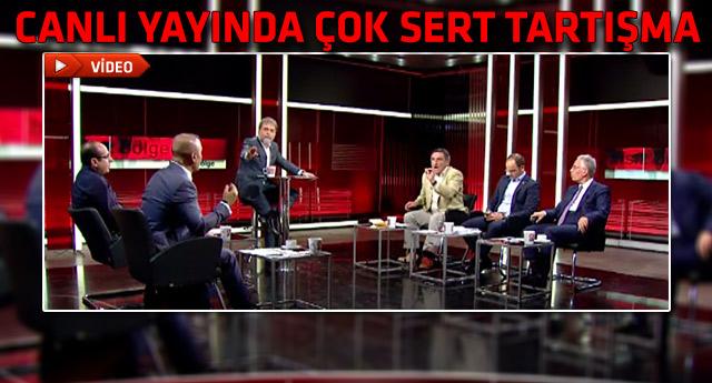 İnsel'in sözleri Bahçeli'nin danışmanı Özkan'ı kızdırdı