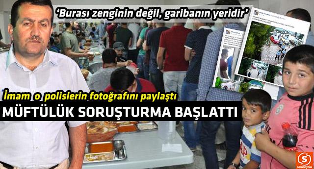 Bu olay şehri karıştırdı! Caminin yemekhanesinde iftar krizi