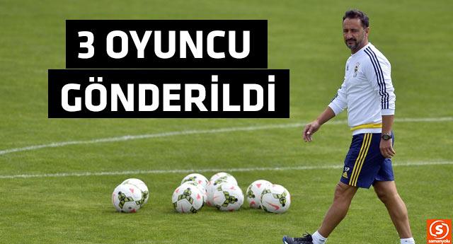 Fenerbahçe'de kampında sıcak gelişme