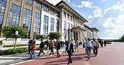 Cumhurbaşkanlığı Sarayı'nın kapıları açıldı