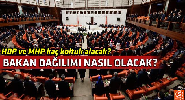 Koalisyon olmazsa seçim hükümeti kurulacak