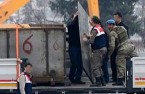 Silah ve mühimmat taşıdığı iddia edilen TIR'larla ilgili davada tahliye kararı
