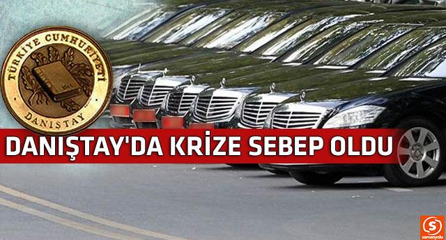 Erdoğan'ın kuzenine makam arabası ayrıcalığı