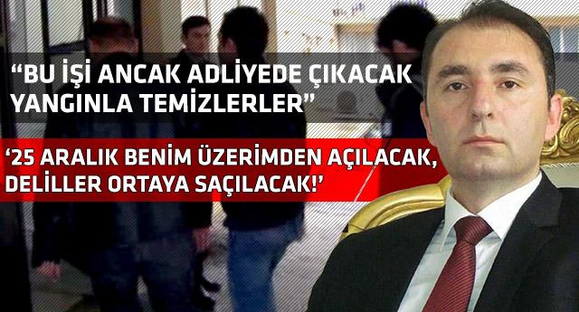 Tutuklu polis Saygılı'dan gündeme oturacak Tweet: Yangın çıkaracaklar