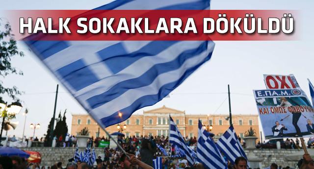 Yunanistan kararını verdi