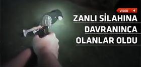 Polisten sokak ortasında feci infaz