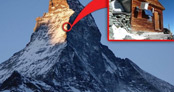 4 bin metreye inşa edilen çılgın dağ evi