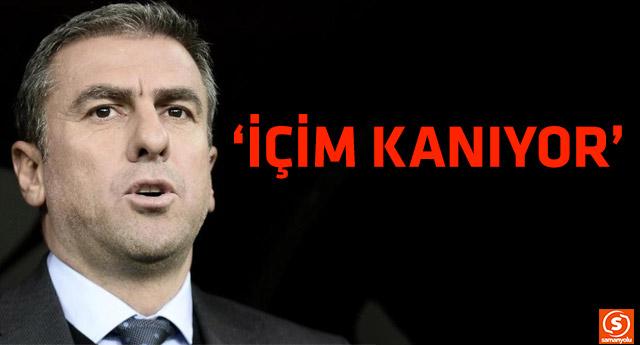 Hamza Hamzaoğlu'ndan flaş itiraf
