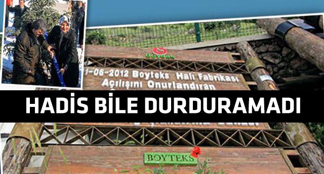 Bakanlık, Abdullah Gül ormanına el koydu