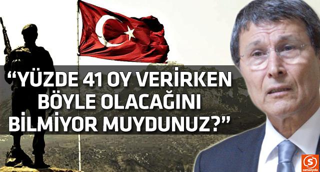 Halaçoğlu'ndan AKP seçmenine eleştiri