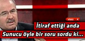 AKP'li Çelik canlı yayında kendini köşeye fena sıkıştırdı!
