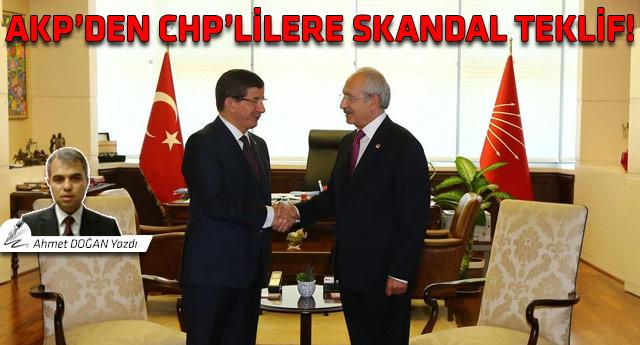 Ankara kulislerini sallayacak o iddiayı yazdı!