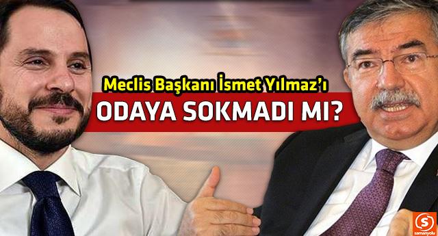 Erdoğan'ın damadıyla ilgili şok iddia!