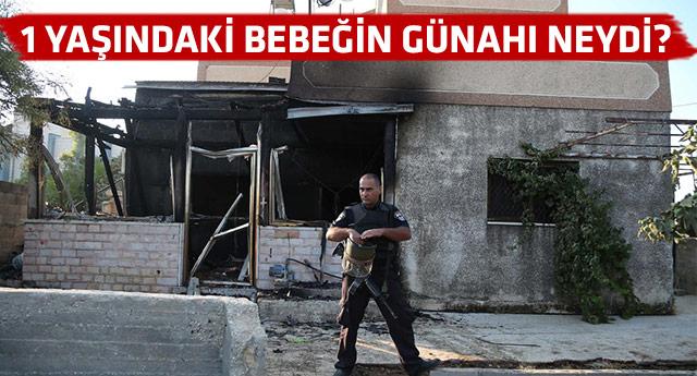 Filistinli ailenin evine dehşet saçan saldırı!