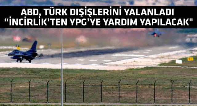 ABD'den çok tartışılacak YPG açıklaması