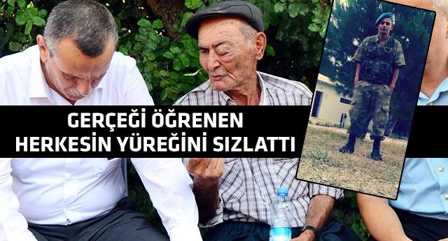 Şehidin hikayesi Türkiye'yi ağlattı