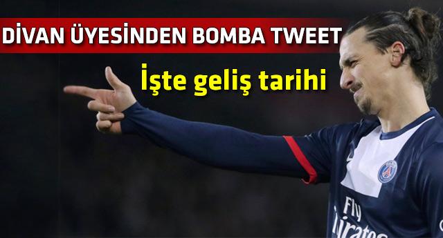 Galatasaray İbrahimovic ile anlaştı