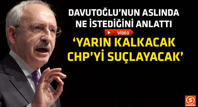 Kılıçdaroğlu'ndan canlı yayında çarpıcı koalisyon yorumu